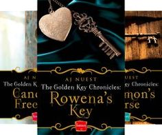 The Golden Key Chronicles (4 Book Series)