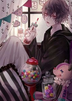- - Please visit our website to support us! Anime Style, Manga Art, Anime Art, Cute Anime Guys, Anime Boys, Handsome Anime, Anime People, Anime Scenery, Boy Art