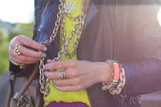 Fun.  #jewelry #fashion #hswardrobe