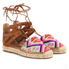 The Belgravia Mochila espadrilles, the perfect summer shoe! Espadrille Sandals, Shoes Sandals, Flats, Wedged Trainers, Designer Heels, Luxury Shoes, Shoe Collection, Brown Suede, Summer Shoes