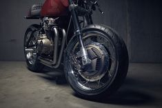 Nate's Burly CB - PopBang Honda Cafe Racer ~ Return of the Cafe Racers