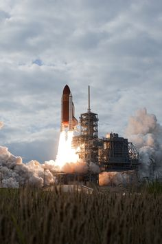 This week in 2011, space shuttle Endeavour, mission STS-134, launched from NASA's Kennedy Space Center on its final flight. List Of Planets, Nasa Pictures, Space Debris, Nasa Space Program, Nasa History, Greek And Roman Mythology, Kennedy Space Center, Walk The Earth, Online College
