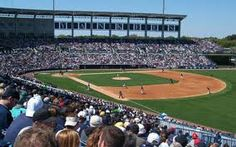 Legends Field (now Steinbrenner Field), Tampa, Florida; The present home of the Tampa Yankees of the Florida State League.  I also have seen Yankees spring training games here.