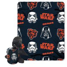 Chicago Bears Star Wars Hugger Blanket