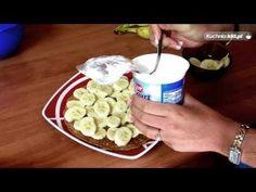 Zdrowy placek na śniadanie [www.kfd.pl] - zdrowa kuchnia KFD - YouTube