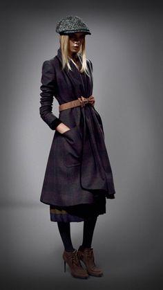 Coat, Burberry A/W 2012