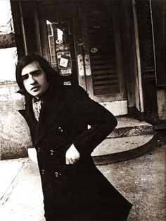 Martin Scorsese during filming of BOXCAR BERTHA (1972)