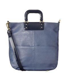 "Orla Kiely ""Soft Leather Burdock Bag"""