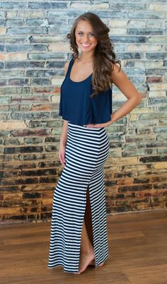 The Pink Lily Boutique - Beyond The Sea Maxi, $39.00 (http://thepinklilyboutique.com/beyond-the-sea-maxi/)