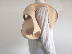 Bag. Leather. Seam. Architecture. Design. Ideas. Object 3
