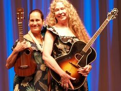 """The Hula Honeys of Maui, Hawaii - New CD! """"A Hui Hou"""" by Marcy Marxer — Kickstarter"""