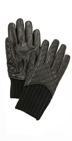 Club Monaco Sabrina Quilted Gloves Club Monaco, Keep Warm, Holiday Parties, Gloves, Stuff To Buy, Jewels, Random, Christmas, Diy
