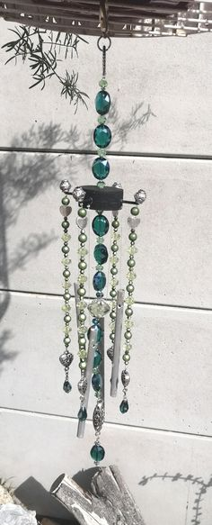 Wind Chimes, Dream Catcher, Outdoor Decor, Projects, Home Decor, Log Projects, Dreamcatchers, Blue Prints, Decoration Home