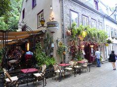 Le Lapin Saute Restaurant  Quebec City