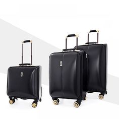 Leather Business Travel Luggage  Price: 136.50 & FREE Shipping   #makeup #electronics #footwear #kitchen #jewelry #watches