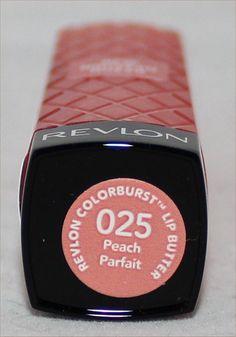 Revlon ColorBurst Lip Butter Peach Parfait