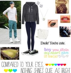 """""""Going to a Soccer Game with Niall"""" by what-makes-you-beautiful-139 ❤ liked on Polyvore"""