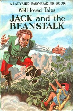 Vintage Ladybird Book Well Loved Tales Series Matt Hardback - loved both the book and the film version 1970s Childhood, My Childhood Memories, Childhood Toys, Childhood Stories, Nice Memories, Easy Reading Books, Tales Series, Book Series, Jack And The Beanstalk