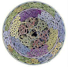 Celtic Mandala Art