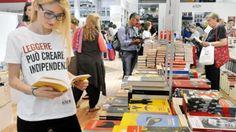 [Professione scrittore] L'editoriale di Elena Genero Santoro: il (mio) Salone del Libro di Torino 2016   Gli scrittori della porta accanto