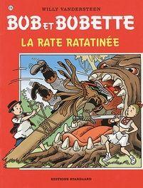 La rate ratatinee. BOB ET BOBETTE Vandersteen Willy Paperback  EUR 5.99  Meer informatie