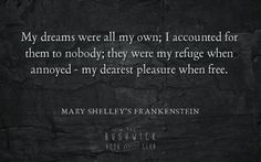 Quotes From Frankenstein Quotes From Frankensteinmary Shelley  Frankenstein  Pinterest .