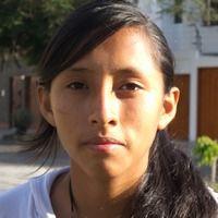 Anidela Rios Pizan - 15 years old - Huanchaco, Peru -  FairMail - Photographers - Fair Trade Cards