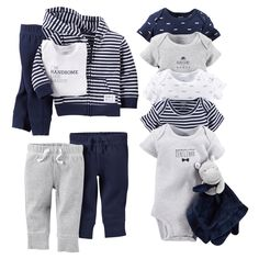 Our baby essentials & gifts are mom approved! Check out our new shop at carters.com/littlelayette to see why we're inspired to keep our products more comfortable for babies and easier for you.
