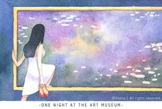 One Night at the Art Museum