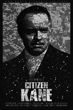 Citizen Kane (1941): Orson Welles co-wrote, directed and starred in this film when he was only 26 years old. It is still considered one of the greatest films ever made!