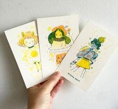 Image of Little Spirits / Set of 3