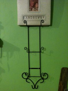 Display your scrapbooks by repurposing a plate rack & Display scrapbooks by repurposing a plate rack. | For the Home ...