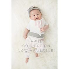VONBON AW15 Collection Available NOW! Organic Cotton Goods made in Vancouver, BC #baby #babystyle #babyclothes