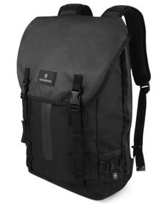Victorinox Luggage Altmont Flapover Drawstring Laptop Backpack *** See this awesome image : Travel Backpack Luggage Backpack, Laptop Rucksack, Black Backpack, Luggage Bags, Backpack Bags, Travel Backpack, Laptop Bags, Travel Luggage, Drawstring Backpack