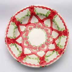 umberto Serving Bowls, Tableware, Design, Red, Green, Unique, Tablewares, Dinnerware