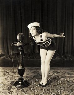 Sassy Sailor Ann Christy~ in the Christie Comedies c. 1920's