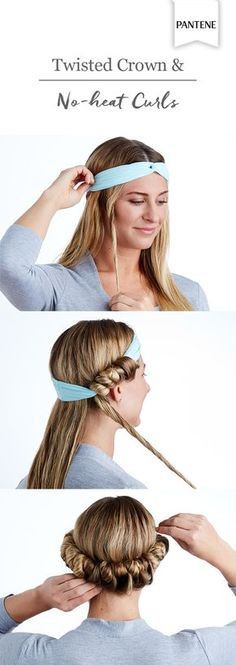 Hairstyle Changer 20 Easy Hairstyles For Women Who've Got No Time #7 Is A Game