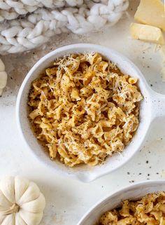 Cheese Pumpkin, Baked Pumpkin, Simply Recipes, Fall Recipes, Pumpkin Recipes, Healthy Recipes, Spinach Stuffed Mushrooms, Stuffed Peppers, Cacio E Pepe Recipe