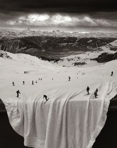 Photo Manipulations by Thomas Barbey 1