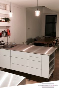 66 best our stainless steel kitchens images rh pinterest com