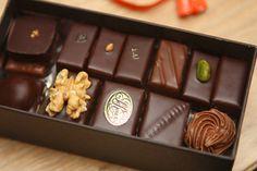 Le Roux Chocolate in Paris