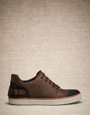 Trialmaster Low Top Sneaker - Belstaff