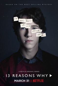 Devin Druid plays Tyler in Netflix series 13 Reasons Why 13 Reasons Why Trailer, 13 Reasons Why Poster, 13 Reasons Why Quotes, 13 Reasons Why Netflix, Thirteen Reasons Why, Shows On Netflix, Netflix Series, Greys Anatomy Br, Welcome To Your Tape