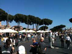 Roma nel Roma, Lazio