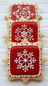 Palpites By Simone de Assis: Biscoitos de natal.