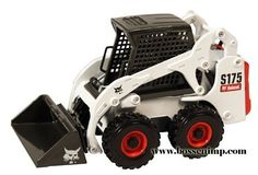 1:87 H0 New Holland L 175 Skid Steer Loaders Scale Approx