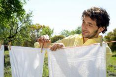 Sbiancare il bucato in modo naturale: ecco come fare in maniera semplice ed efficace