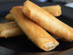 Shanghai-Style Spring Rolls (with Braised Cabbage and Pork) | Serious Eats : Recipes