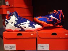 55093aefc47e Love these shoes. Nike Lebron 11 FloridaBoys Nike Tights