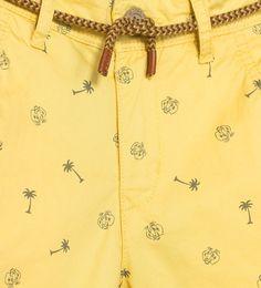 Image 5 of Colored bermuda shorts from Zara Summer Shorts, Summer Outfits, Baby Boy Fashion, Mens Fashion, Polo Shirt Outfits, Teen Guy, 4 Way Stretch Fabric, Baby Prints, Printed Shirts